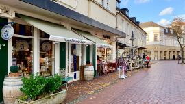Shoppen in Borghorst