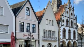 Shoppen in Burgsteinfurt